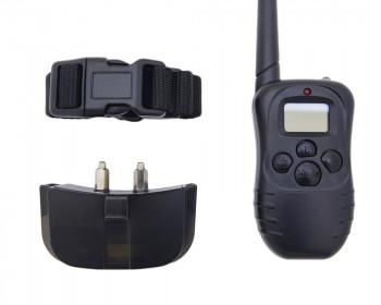 Электронный ошейник для дрессировки собак Pet998D (до 60 см)