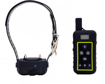 Электронный ошейник для охоты и дрессировки собак Delta-2200