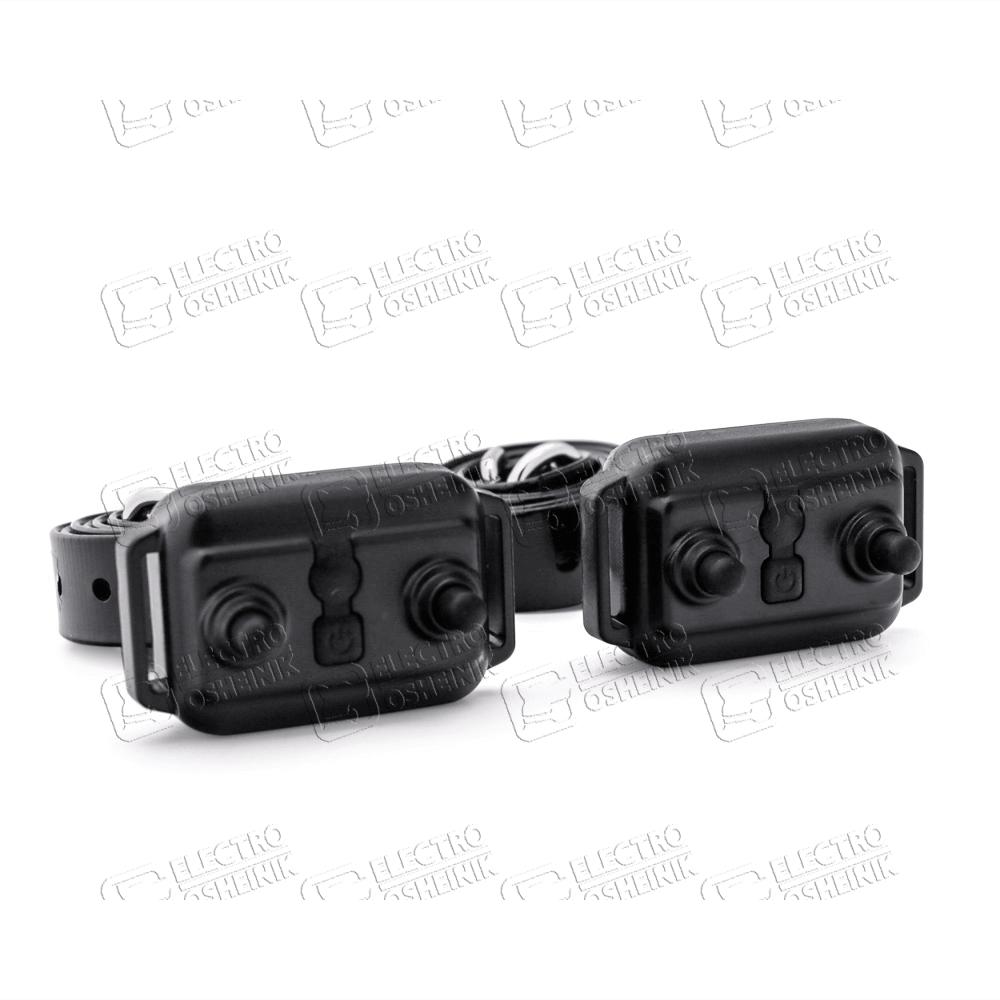 Электронный ошейник  для дрессировки собак L-880-2 (макс. 65 см) (для 2-х собак) - 4