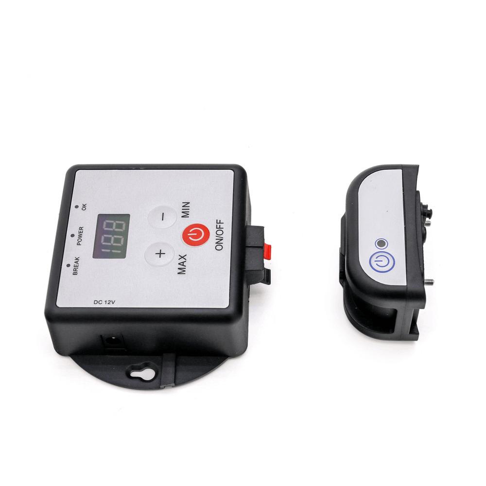 Электронный беспроводной барьер JXG0053 (с ошейником в комплекте) - 2