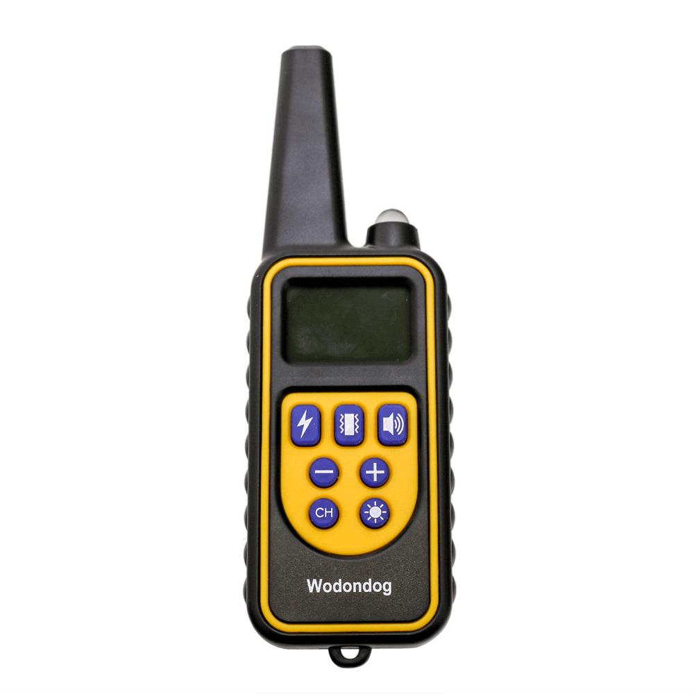 Электронный ошейник  для дрессировки собак L-880-3 (макс. 65 см) (для 3-х собак) - 3
