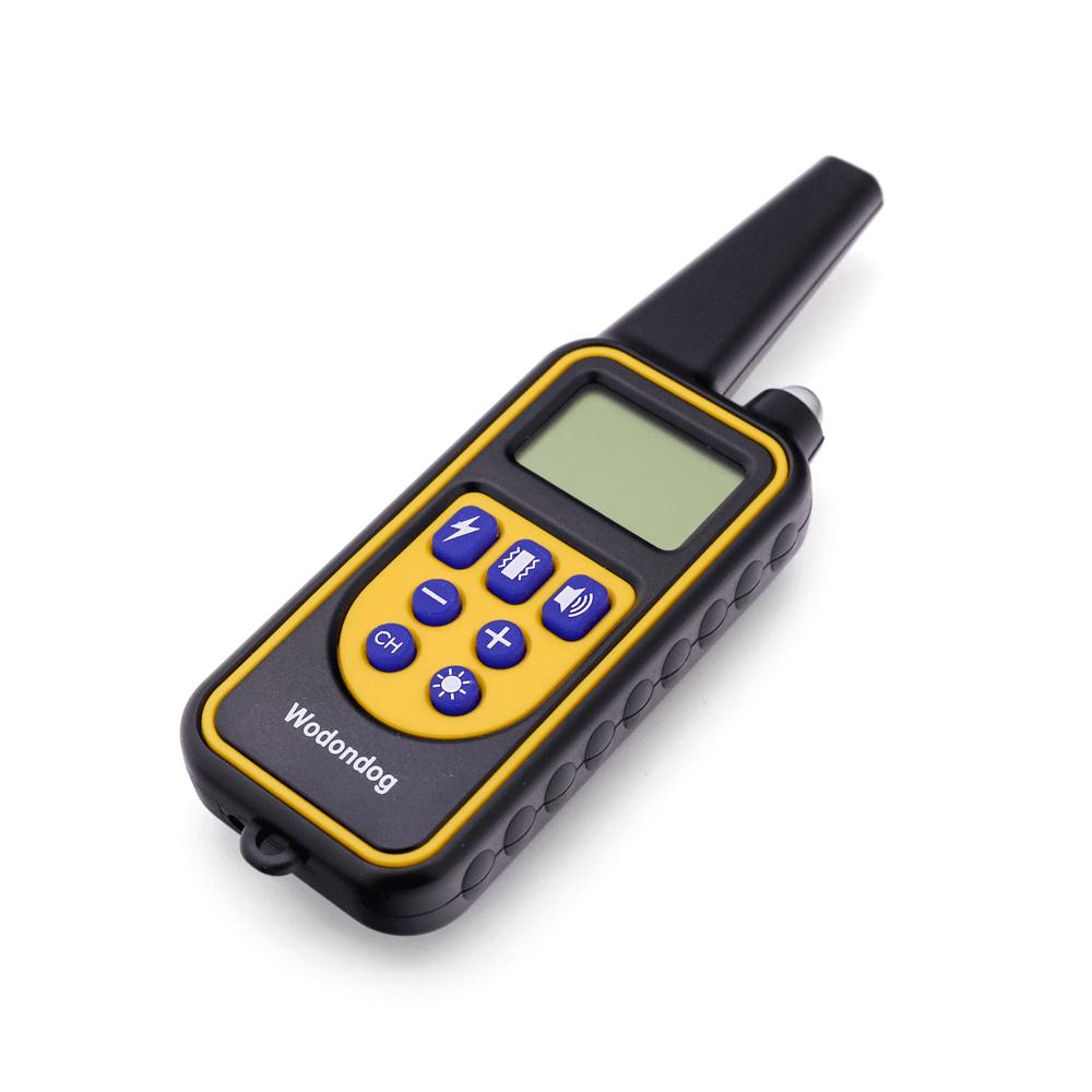 Электронный ошейник  для дрессировки собак L-880-2 (макс. 65 см) (для 2-х собак) - 3